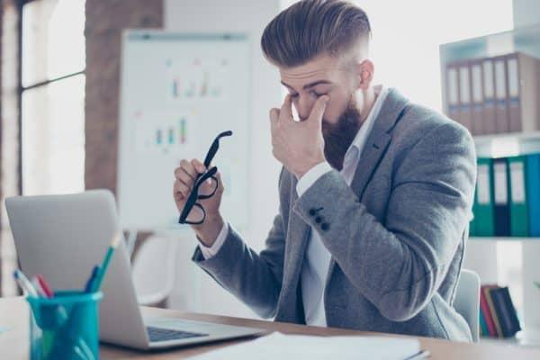 Digital Eye Strain Protection