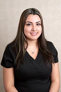 Evelynn Trejos, Front Desk Receptionist