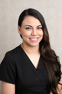 Natalia Piedrahita, Front Desk Receptionist