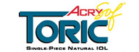 Toric Single Piece Natural IOL
